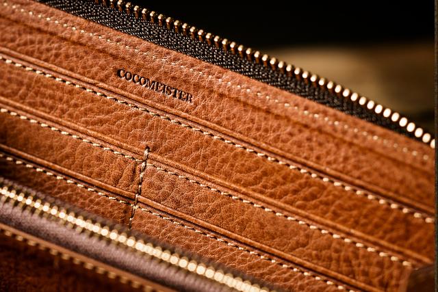 革財布の細部にわたる「細やかな工夫」