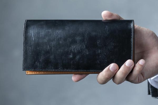 Bridle Leather ブライドルレザー 長財布
