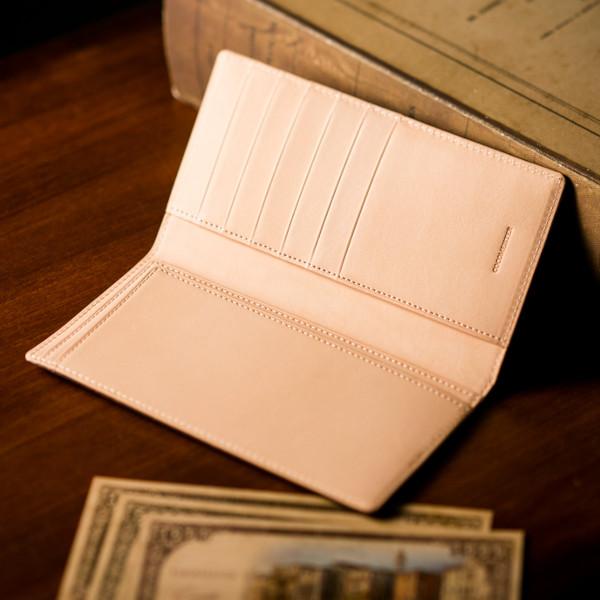 「スリム型」長財布(札入れ財布)