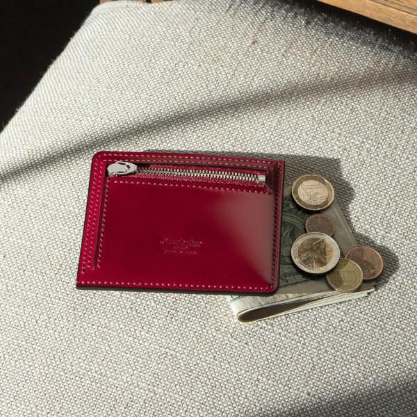 「ミニマム型」財布